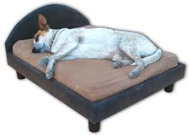 dog bed frame big dog furniture