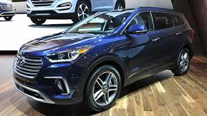 Купить автоаксессуары для Hyundai Grand Santa Fe (2012 - 2018 ...