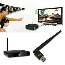 1BF2 V8 <b>Mini</b> USB 2.0 <b>WiFi</b> Antenna Dongle for Satellite <b>TV</b> ...