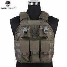 <b>Emerson SPC Tactical</b> vest <b>Tactical</b> Vest Airsoft paintball <b>Military</b> ...