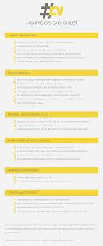 cv checklist cv your copy cv checklist