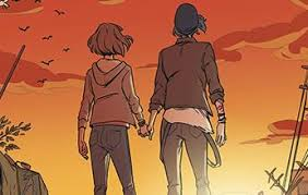 New Max and Chloe Cover Revealed For Titan's <b>Life Is Strange</b> #1 ...
