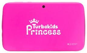 """<b>Планшет TurboKids Princess</b> New 1/16Gb Pink 7"""", 1 Гб, 16 Гб ..."""
