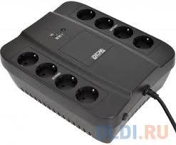 <b>ИБП Powercom SPD-650N</b> 650VA/390W (4+4 EURO) — купить по ...