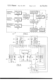 patent us4172551 linear move irrigation system and control patent drawing