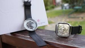 Дизайнерские часы-скелетоны Xiaomi <b>CIGA Design</b> Machanical ...