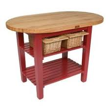 ampamp prep table: found it at wayfair eliptical c table prep table with butcher block top
