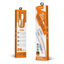 Купить Кабель USB-microUSB <b>LDNIO</b> 1m white (<b>LS391</b>) в ...