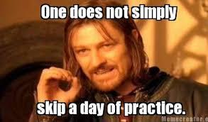 Practice tips | via Relatably.com