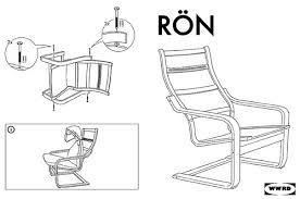 poang assembling ikea chair