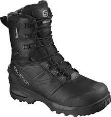 <b>Ботинки</b> городские (высокие) <b>SALOMON Toundra Pro</b> CSWP Black ...