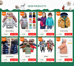 <b>HH Winter jacket</b> girls <b>coat</b> Thickening Collar Hooded long <b>coat</b> ...