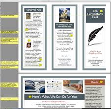 marketing brochure templates set 1 brochurejimsremarks 1