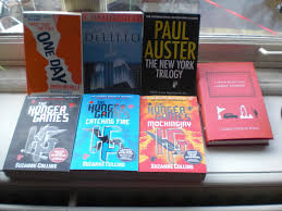 london shoplog books cds make up beauty accessories don de lillo cosmopolis paul auster the new york trilogy suzanne collins the hunger games complete series christopher winn i never knew
