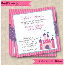 royal princess printable party invitations royal princess printable party invitations 128270zoom