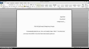 How to start an amazing college essay   mfacourses    web fc  com
