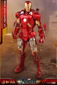 <b>Hot</b> Toys MMS500D27 <b>The Avengers</b> 1/6th scale <b>Iron</b> Man Mark VII ...