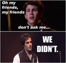 Les Miserables Les Memes on Pinterest | Les Miserables, Musicals ... via Relatably.com