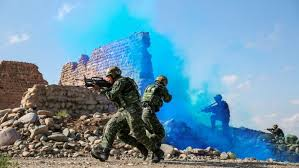 China has transformed its <b>military</b> to 'fight and win wars', Pentagon ...