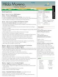 my cv hilda moreno cv page 1 hilda moreno