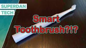 <b>Xiaomi Mijia T100</b> Smart Electric Toothbrush | Smart?!? - YouTube