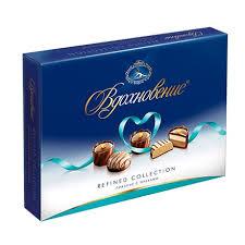 <b>Конфеты</b> в коробке Вдохновение Refined Collection, <b>пралине с</b>…