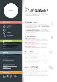 resume template creative psd design inside 79 awesome creative resume templates template