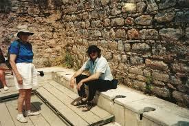 Image result for sad man sitting on toilet public domain