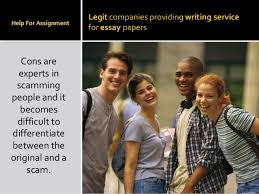 Professional legit essay writing done to help you with school assignm    SlideShare