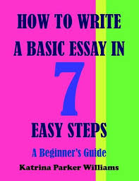 easy sequential steps to write an essay  easy steps to writing an essay