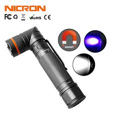 <b>NICRON Magnet 90 Degree</b> Twist UV/ White 2 Color Rechargeable ...
