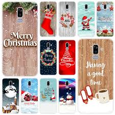 Happy <b>New Year</b> merry <b>Christmas Silicone</b> Case for Samsung ...