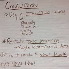 images about conclusions on pinterest  writing an essay  the basics of a conclusion for an expository essay