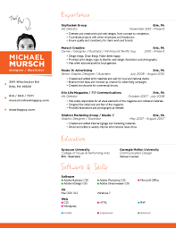 resume samples for graphic designer  socialsci coresume