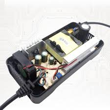 <b>Yangtze</b> 63V 3A Battery Charger For 55.5V lithium Battery Electric ...