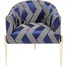 <b>Кресло</b> синее на трех ножках <b>Kimono</b> - купить за 101320 руб. в ...