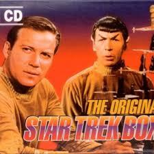 "The Original <b>Star</b> Trek Box – Soundtrack ""Startrek"" купить на ..."