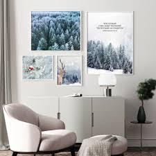 Все <b>постеры</b> > <b>Постер</b> Рябина в снегу купить в интернет-магазине