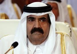 Risultati immagini per Sheikh Khalifa bin Hamad al-Thani,