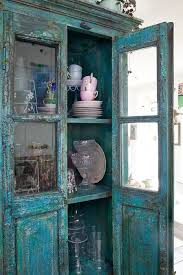 this light blue blue shabby chic furniture