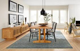 wood trestle dining table classic wooden room view in gallery trestle table from room amp board