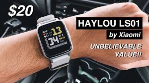 Xiaomi <b>Haylou LS01</b> Review - An Awesome $20 Budget <b>Smartwatch</b> ...