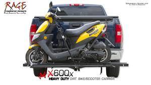 MX-600X - Scooter/Dirt <b>Bike</b> Hitch <b>Carrier</b> - YouTube