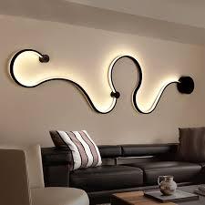 Acrylic <b>Modern Led Chandelier Lights</b> For Living Room Bedroom ...