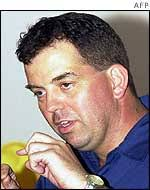 Australian police officer Julian Slater. Australian police officer: Some ... - _38352835_id_aussiefederalafp150