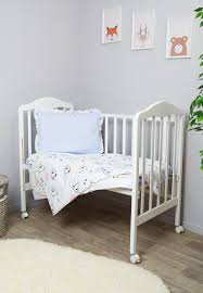 <b>Комплект в кроватку Сонный</b> Гномик Конфетти 314/1 голубой ...