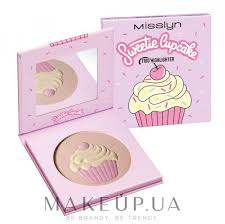 Misslyn Sweetie <b>Cupcake</b> Trio Highlighting - Трехцветный ...