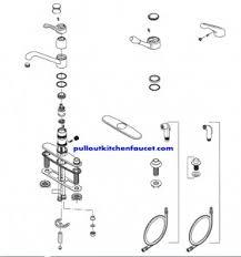 kitchen faucet repair: delta single handle kitchen faucet repair