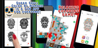 <b>Sugar Skull</b> Color By Number - Apps on Google Play