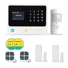 <b>Golden Security</b> Touch Screen Keypad LCD Display WiFi & GSM 2 ...
